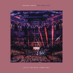 Музыкальный альбом One Night OnlyLive At The Royal Albert Hall - Gregory Porter