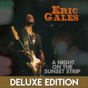 Музыкальный альбом A Night on the Sunset StripLive; Deluxe Edition - Eric Gales