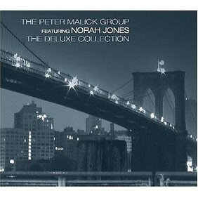 Музыкальный альбом New York City - Deluxe Edition - The Peter Malick Group feat. Norah Jones