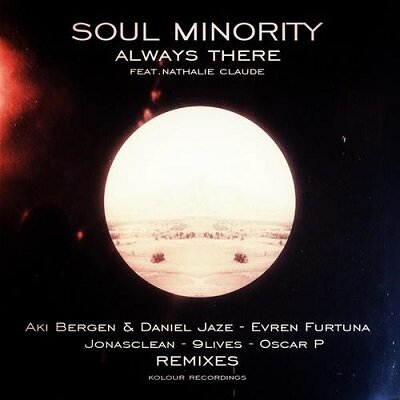 Soul Minority feat. Nathalie Claude - Always There (2013)