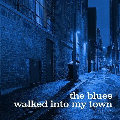 The Blues Walked Into My Town: 1950 To 1960 (2016)