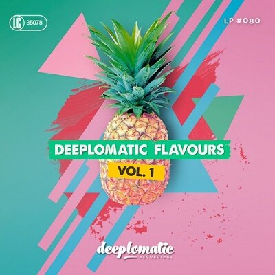 Deeplomatic Flavours Vol.1 (2017)